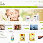 """""""Webshop– Peter Burr Naturalproducts"""" von Prega Design Agentur für Webentwicklung:…"""