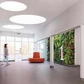 """""""Warte- Begegnungszone Klinik, Region Basel"""" von Render Vision"""
