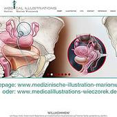 """""""Medizin – Anatomie"""" von Marion Wieczorek"""