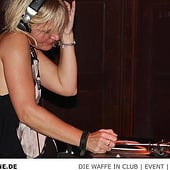 """Thirsty Party"" von DJane in Club 