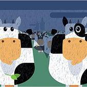 """""""Unimog explainer animation– Cow Catastrophy"""" von Weltenwandler Designagentur"""