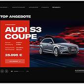 """""""bhg Auto Dealer– Web"""" von Alexander Firsov"""
