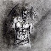 """""""Lucifer"""" von Jenni Mitkovic"""