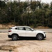"""""""BMW X2 in Spanien"""" from Daniel Mohn"""