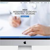 """""""Webdesign München"""" von Werbeagentur Marlene Kern Design"""