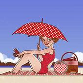 """""""Lola macht Urlaub"""" von Iris Luckhaus"""