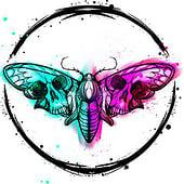 """Designer: """"Tattoo Design"""" von Jasmin Seyfried"""