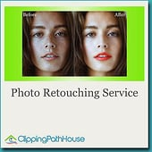 """Photo Reotuching"" from Clipping Path House Graphics Media"