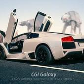 """""""Automotive-Visualisierungen"""" von CGI-Galaxy Visualisierungen"""