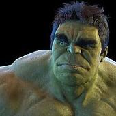 """The incredible Hulk"" von Robert Kuczera"