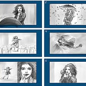 """Takko Best Price Shootingboards / Storyboards"" from Oliver Brandt"