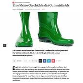 """""""Artikel Frankfurter Allgemeine Sonntagszeitung"""" von Peter Zimmer"""