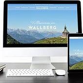 """""""Webdesign/Entwicklung Panoramarestaurant Wallber"""" von WOW Media"""