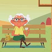 """Visual Development TV Animated Shorts Pro7"" von Nils Camin Illustration"