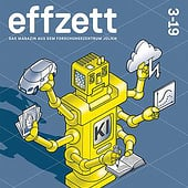 """Editorial-Illustrationen für effzett"" from Bernd Struckmeyer // Dipl. Designer (FH)"