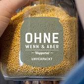 """Ohne wenn & Aber – unverpackt • Corporate Design"" from Gestaltung Ludwig"