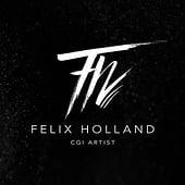 """""""Felix Holland– Logoentwicklung"""" from Cosima Caspelherr"""