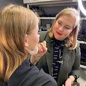 """""""Katja Grebner make-up artist Portfolio"""" von Katja Grebner make-up artist"""