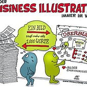 "Designer: ""Business Illustrationen"" von Totally Dare e.U."