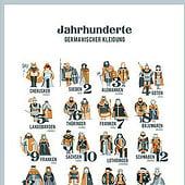"""""""Germanische Kleidung"""" von Natalia Zaitseva"""