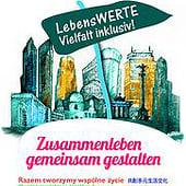 """""""Programmheft DIN lang _ Inklusive Kulturangebote"""" von Gabi Schluttig"""
