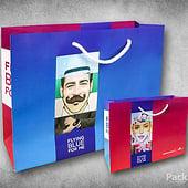 """""""Bedruckte Papiertaschen"""" von PacknBag Deutschland"""