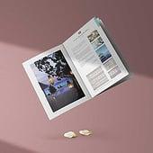 """IHB Travel– Katalogdesign"" von Sandra Hoffmann"