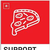 """""""Support Your Locals"""" von Kreativbetrieb Designagentur"""