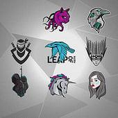"""""""Logos und Mascots"""" from gregorsart"""
