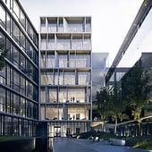 """""""Architekturvisualisierung eines Bürogebäudes"""" von Render Vision"""