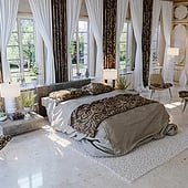 """Cozy Bedroom"" von Oliver Krüger"