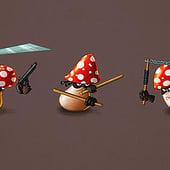 """""""game art"""" from Azam Aghalouyaghmiyouni"""