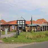 """""""Restaurant """"An't Diek"""" Harlesiel"""" von Gerhard Groeneveld"""