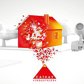 """Agencies: """"Cathay 3D Keyvisuals"""" from David Ippendorf"""