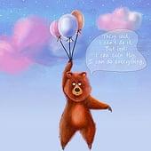 """Kinderbuch Illustration"" von Christina Rudnick"
