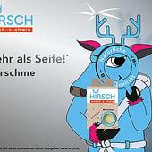 """""""Hirsch Seife Redesign"""" von brunnart"""