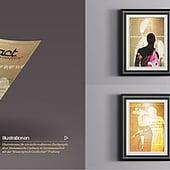 """""""Buchcoverdesigns / Printdesign / Illustration"""" von Chris Langohr"""