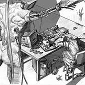 """""""Storyboard / Comic"""" von Dirk Wachsmuth"""