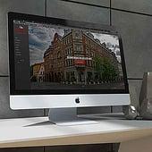 """Agencies: """"Website Schweizer Altbausanierung"""" from Autarkdesign"""