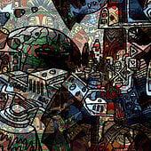 """""""Digitale Kunst"""" von Marcus Zimmermann"""