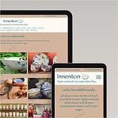 """""""Website Innenton"""" von Dirk Stuber"""