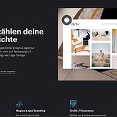 """Agencies: """"Redesign unserer Webseite"""" from Something"""