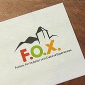 """Agencies: """"Logo-Entwicklung"""" from Grafikdesignerin Valentine Möbius"""