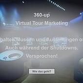 """""""Digitalisierung Museum Galerie Ausstellung"""" von 360-up virtual tour marketing"""