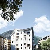 """""""3D Visualisierung Apartmenthaus Frame. Andermatt"""" von Render Vision"""