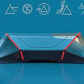 """""""Tendo Zeltlounge"""" von White Lime Produktdesign & Industriedesign"""