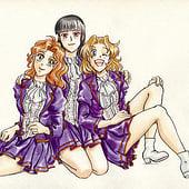 """Comic / Manga"" von Lisa Schmidt"