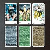 """Designer: """"Runen-Karten-Set"""" von Anja Aichmann"""