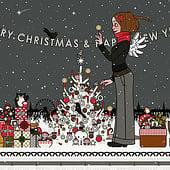 """""""Lily Lux uündet ein Licht an (Weihnachten 2013)"""" von Iris Luckhaus"""