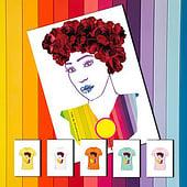 """T-Shirt Design zum Weltfrauentag"" from Bianca Wagner"